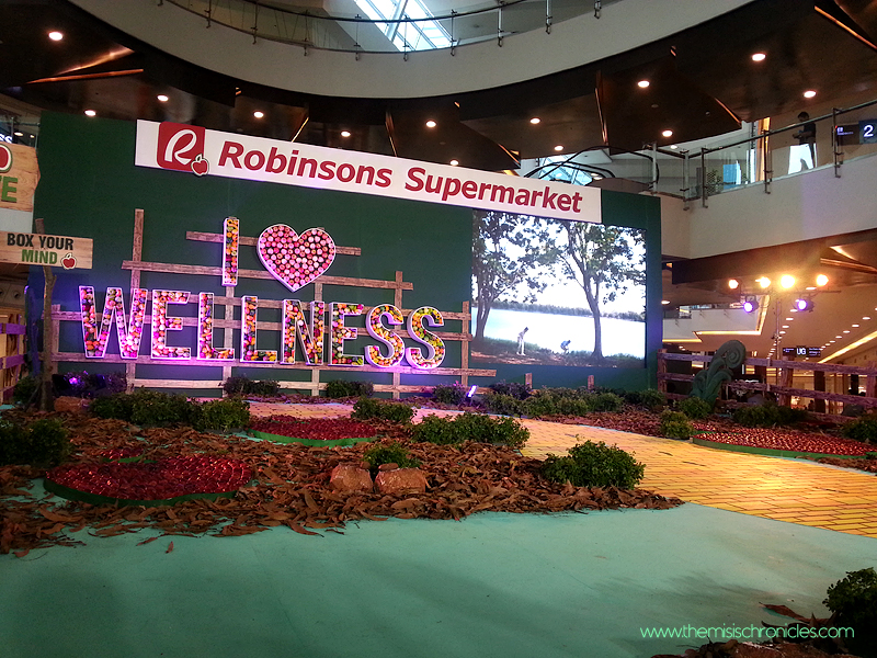 Healthier days ahead through Robinsons Supermarket's #ILoveWellness