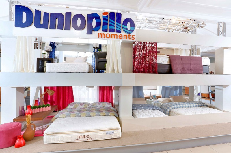 Dunlopillo Mattress Sale as much as 50% off at Ital Design Showroom
