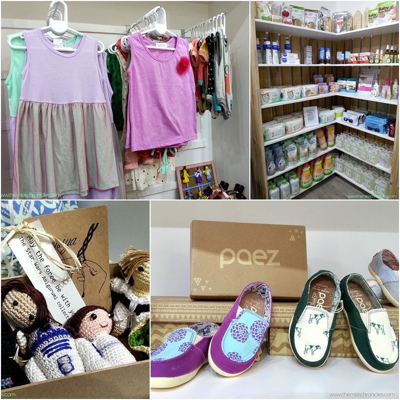 The Parenting Emporium, a store that gives back