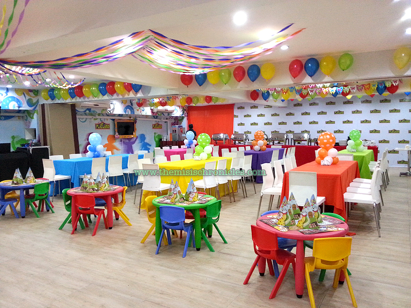 Kiddie Party Venue: Playland Party Place at Fisher Mall, Quezon City