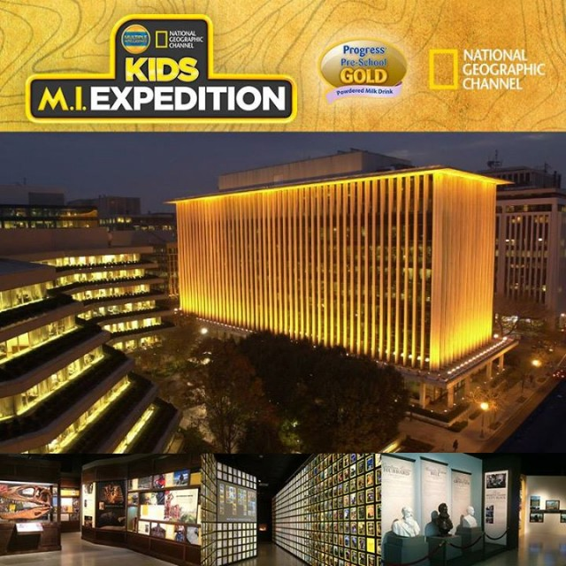 Multiple Intelligence Fly and Learn Promo + Kids M.I. Expedition Mall Tour