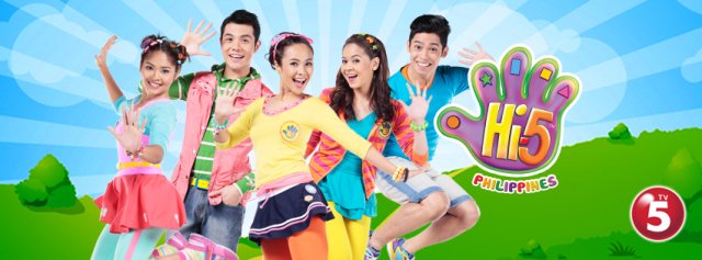 Growing popularity establishes Hi-5 Philippines as the edutainment program of this generation