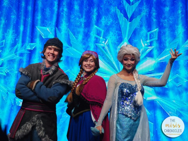 Frozen frenzy at Hong Kong Disneyland