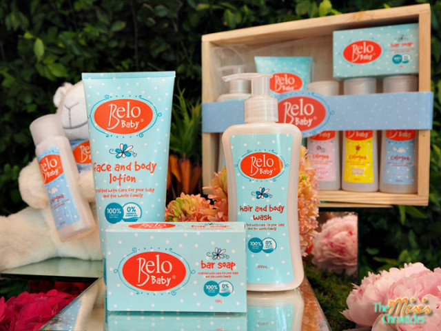 belo baby product review