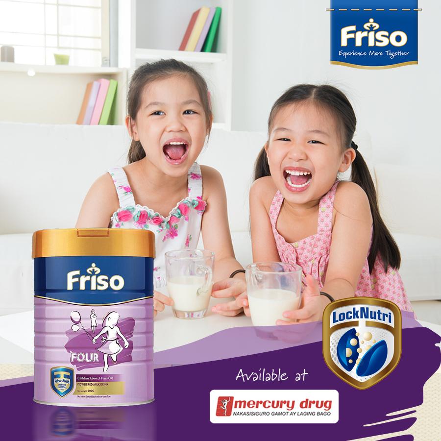 friso four mercury drug promo