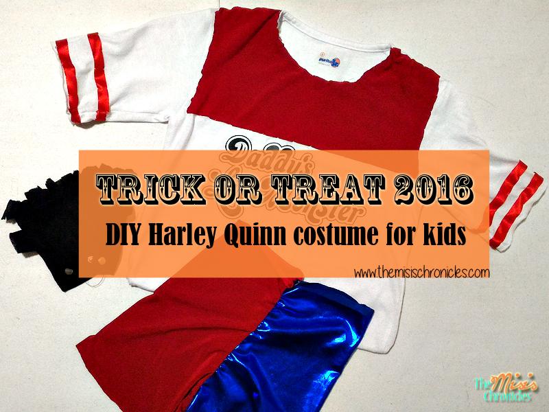 diy harley quinn costume