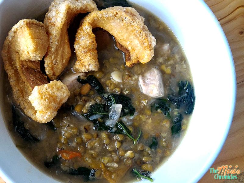 ginisang monggo recipe