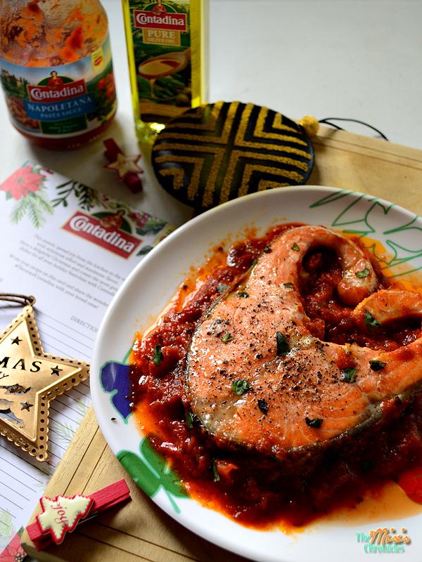 contadina salmon recipe giveaway