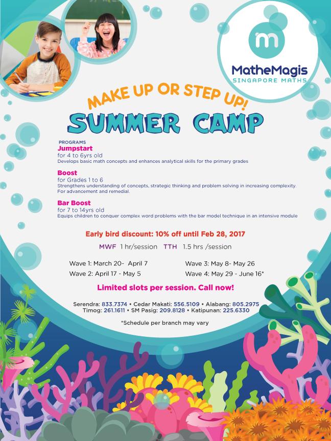 mathemagis singapore math summer workshop
