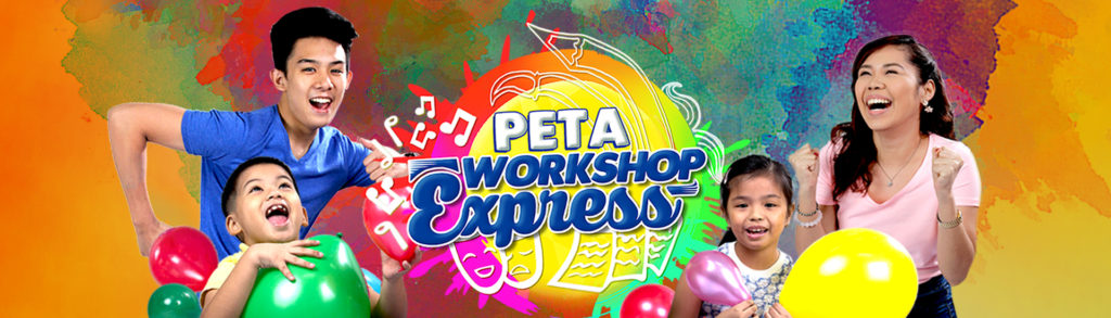 peta theater workshop 2017